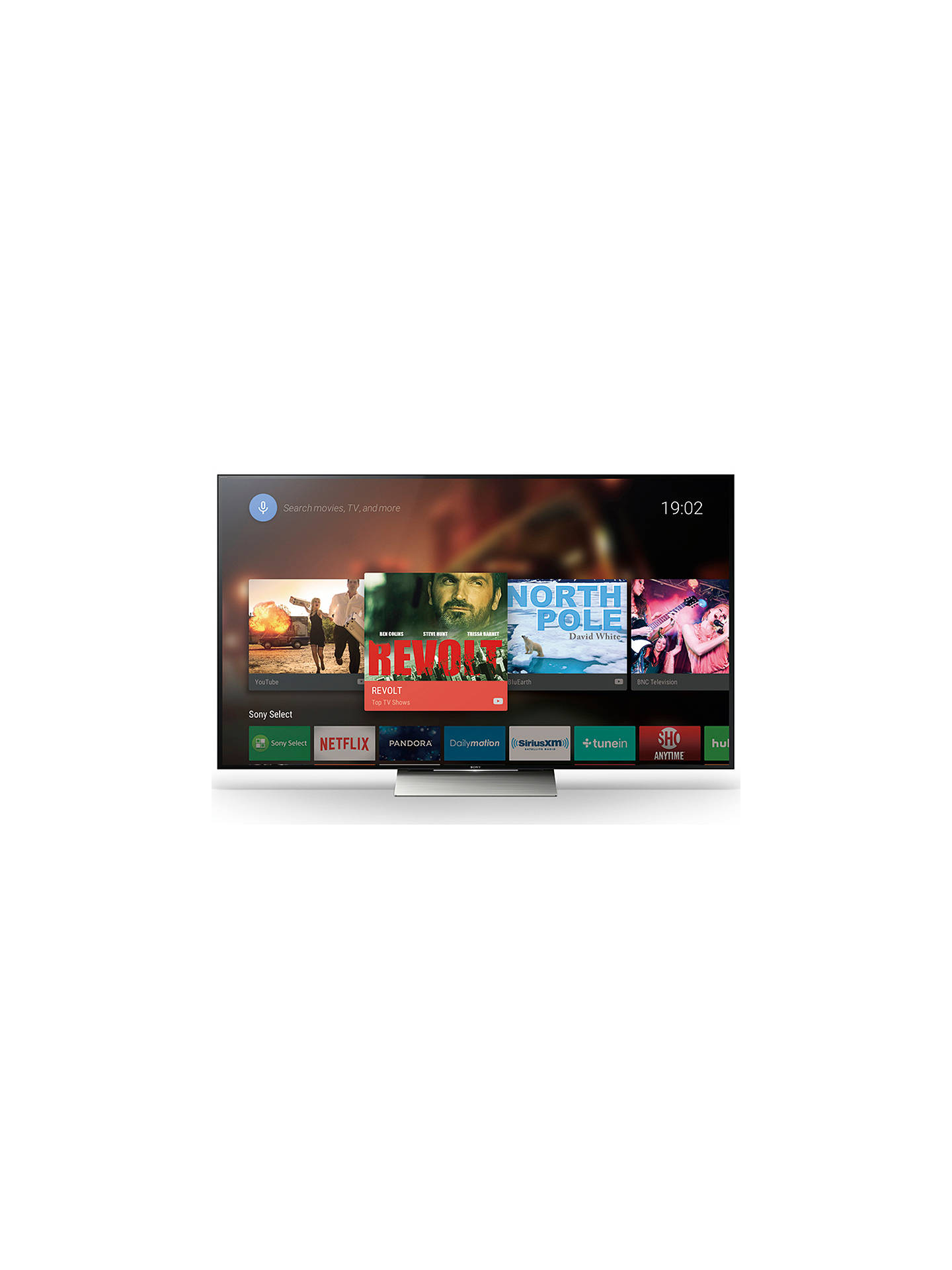Sony Bravia 65XD9305 LED HDR 4K Ultra HD 3D Android TV, 65