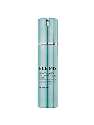 Elemis Pro-Collagen Neck & Décolleté Balm, 50ml
