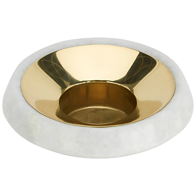 Tom Dixon Stone Tea Light Holder