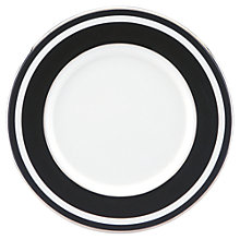 Buy kate spade new york Parker Place Platinum Rim Bone China Saucer Online at johnlewis.com