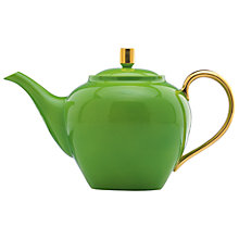 Buy kate spade new york Greenwich Grove Teapot, Green Online at johnlewis.com