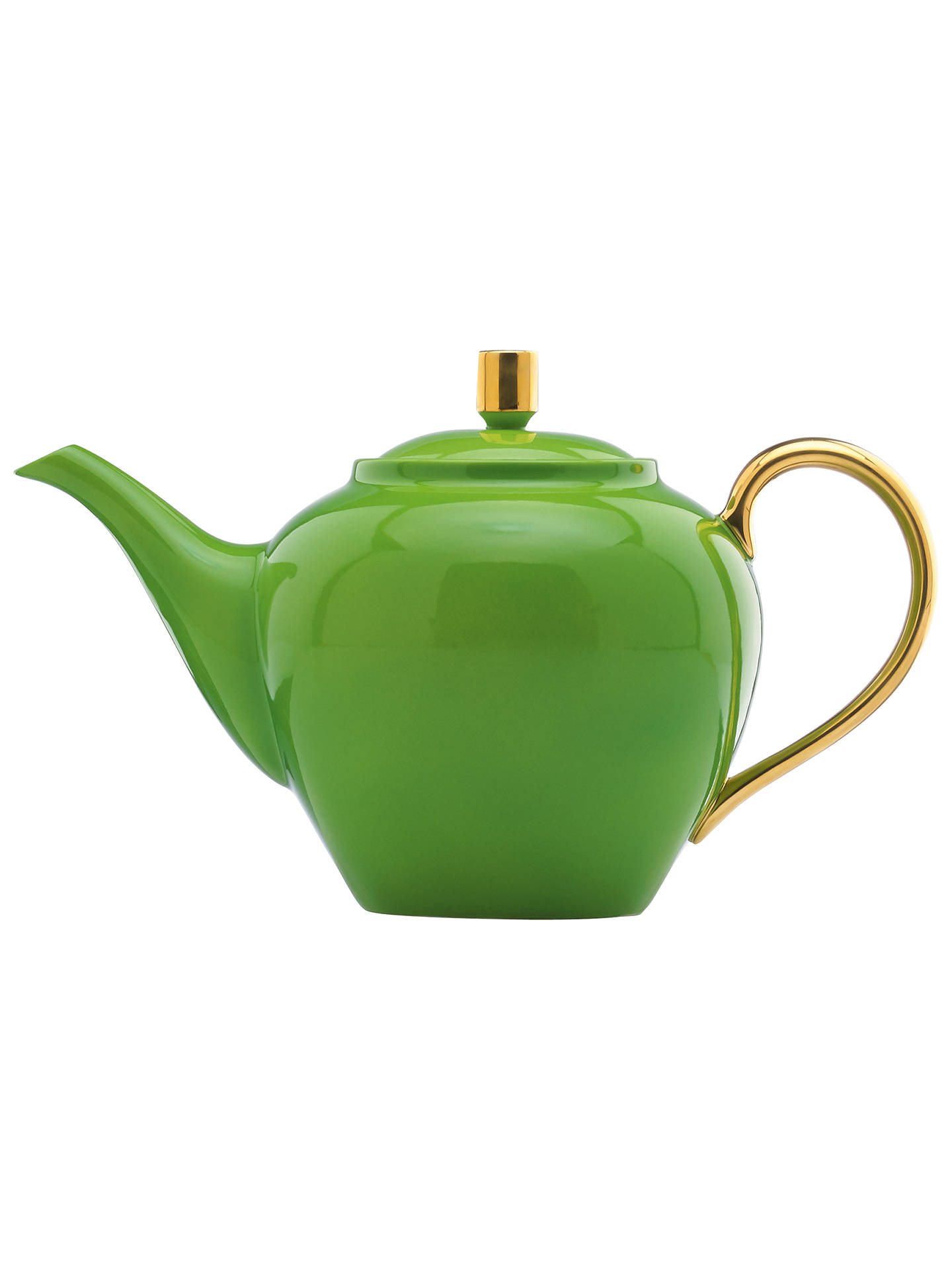 Buykate spade new york Greenwich Grove Teapot, Green Online at johnlewis.com