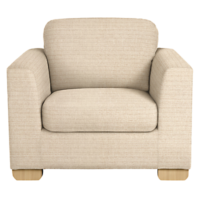 John Lewis Cooper Armchair, Riley Putty