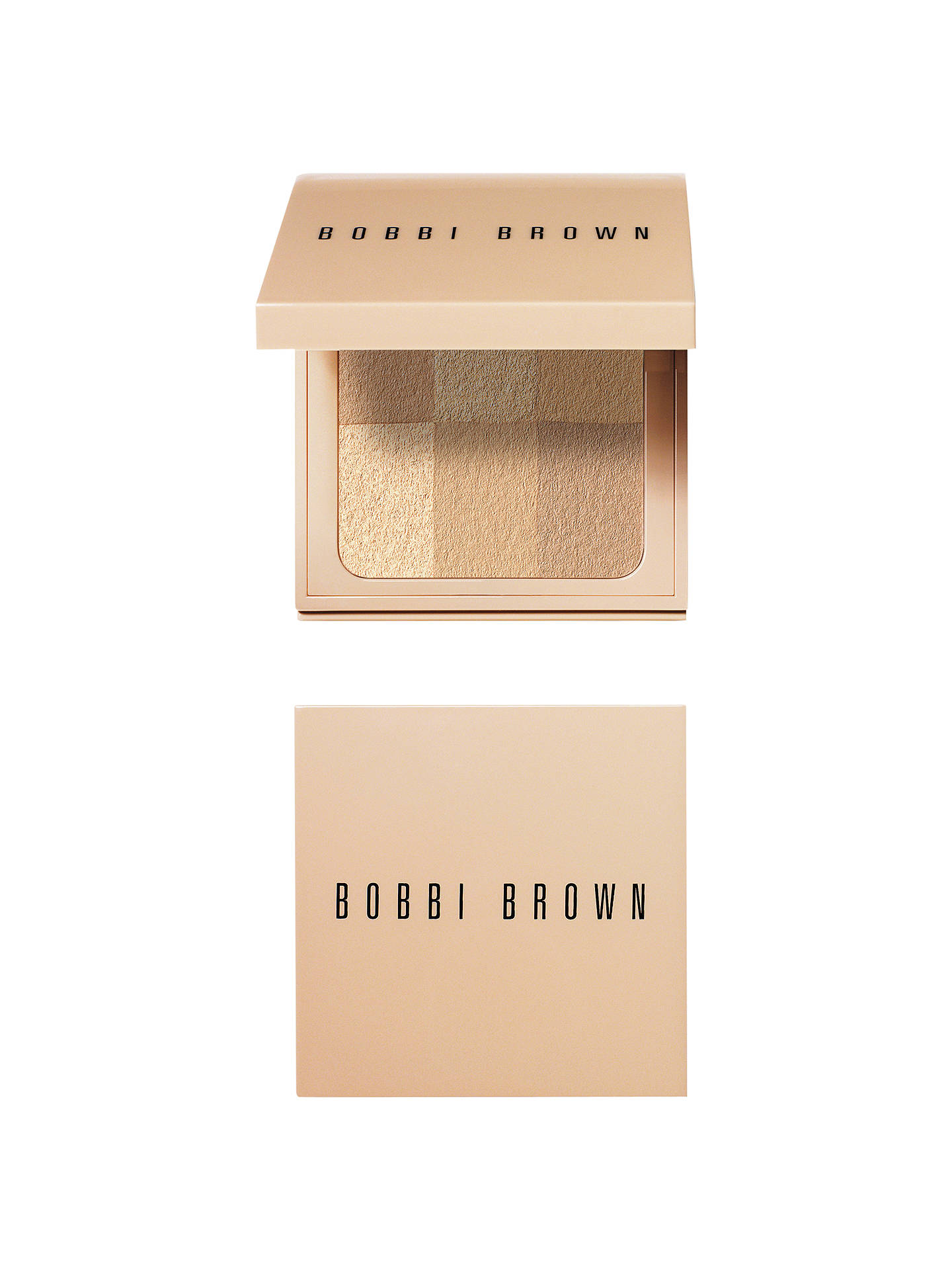Buy Bobbi Brown Nude Finish Illuminating Powder, Nude Online at johnlewis.com