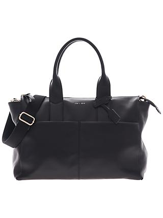 JEM + BEA Jemima Tote Changing Bag, Black