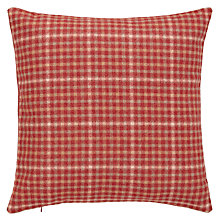 Buy Sanderson Langtry / Portland Cushion, Cherry Online at johnlewis.com