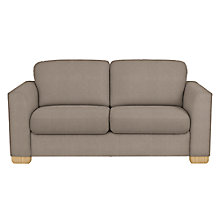 Buy John Lewis Cooper Large 3 Seater Sofa, Bala Charcoal Online at johnlewis.com