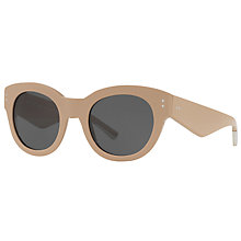 Buy Burberry BE4229 Cat's Eye Sunglasses Online at johnlewis.com