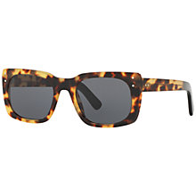 Buy Burberry BE4223 Square Sunglasses Online at johnlewis.com