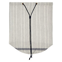 Buy John Lewis Coastal Stripes Laundry Bag Online at johnlewis.com