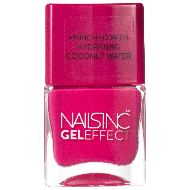 Nails Inc Nails Inc Coconut Brights Gel Effect Nail Polish
