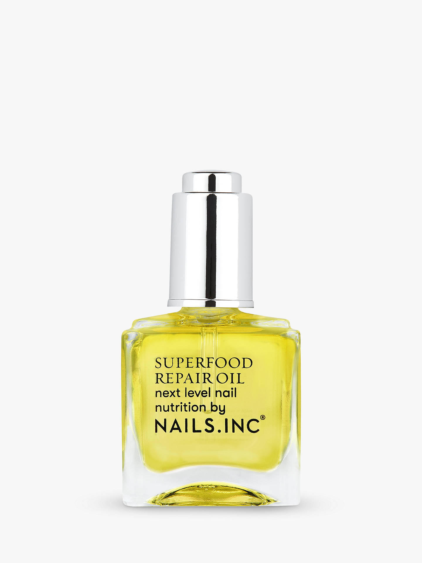 Buy Nails Inc Superfood Repair Oil, 14ml Online at johnlewis.com
