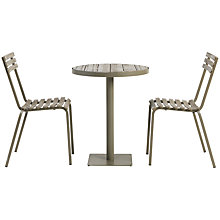Buy Ethimo Laren Bistro Round Set Online at johnlewis.com