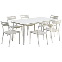 Buy Ethimo Infinity 6-Seater Dining Set Online at johnlewis.com
