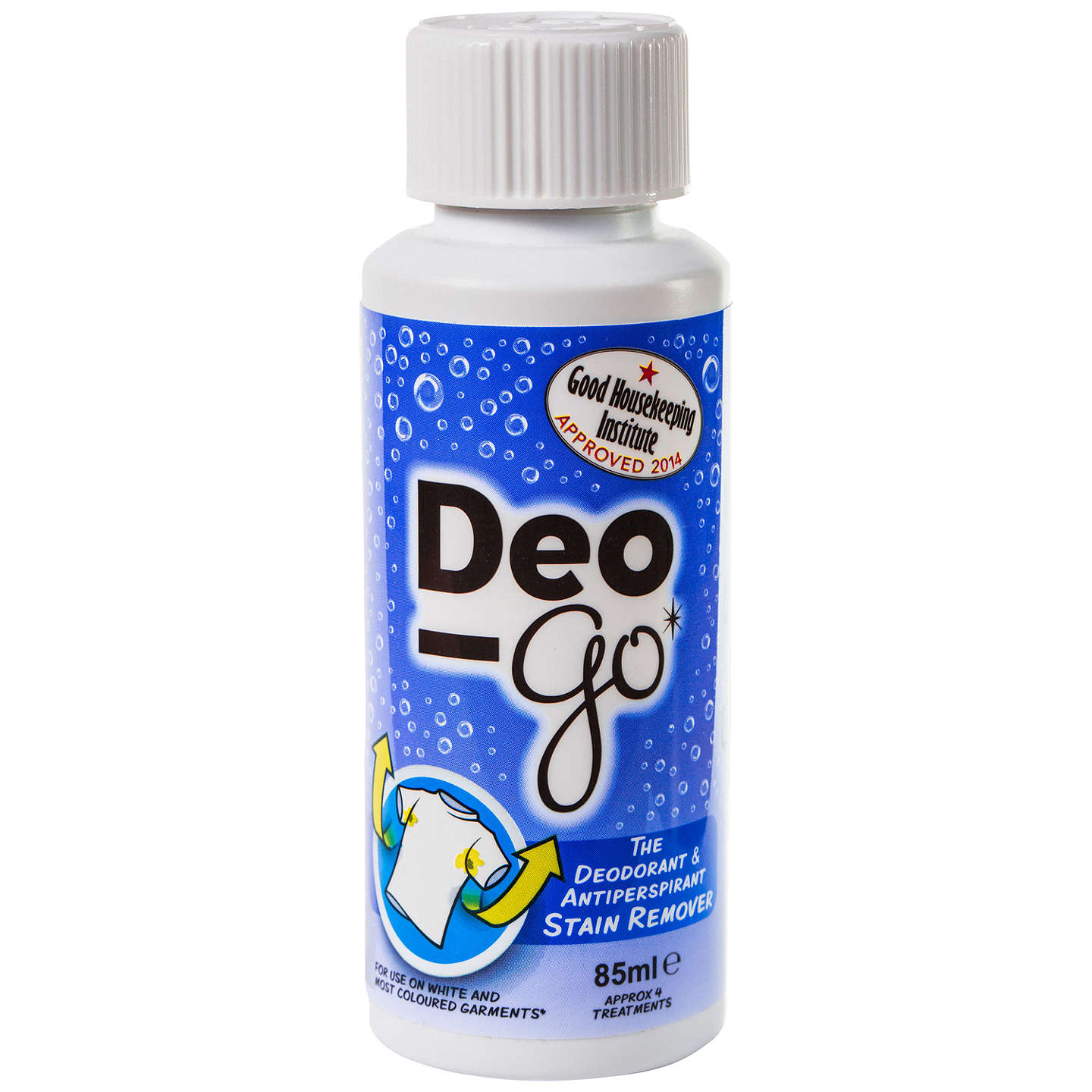 BuyDeo-Go Deodorant Stain Remover, 85ml Online at johnlewis.com