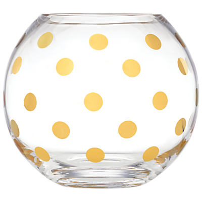 kate spade new york Pearl Place Rose Bowl