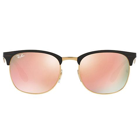Ray Ban Glasses Half Frame