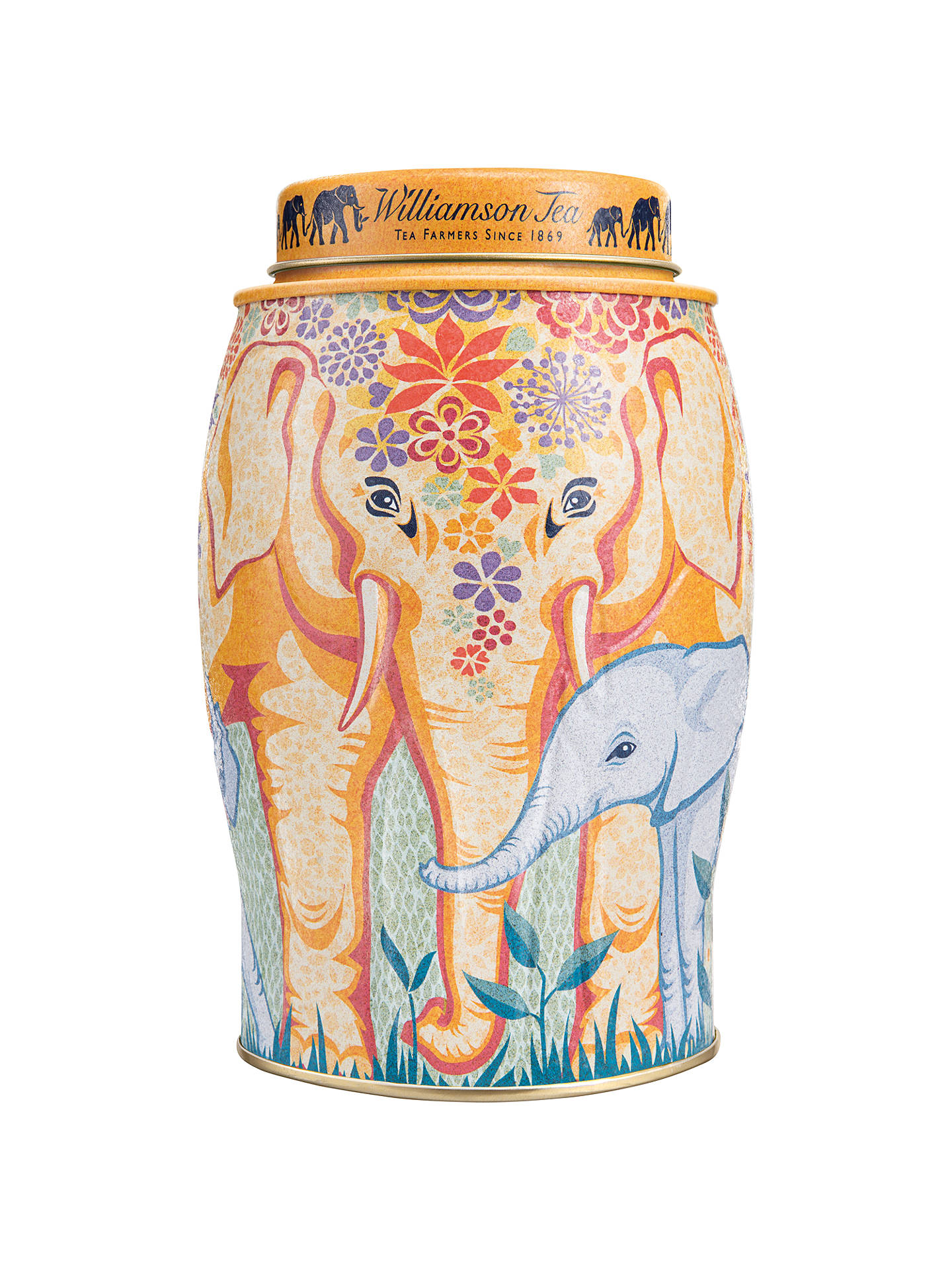 cdeaf76cd9b1 Buy Williamson Tea Mother   Child Caddy with 20 Kenyan Earth Teabags Online  at johnlewis.