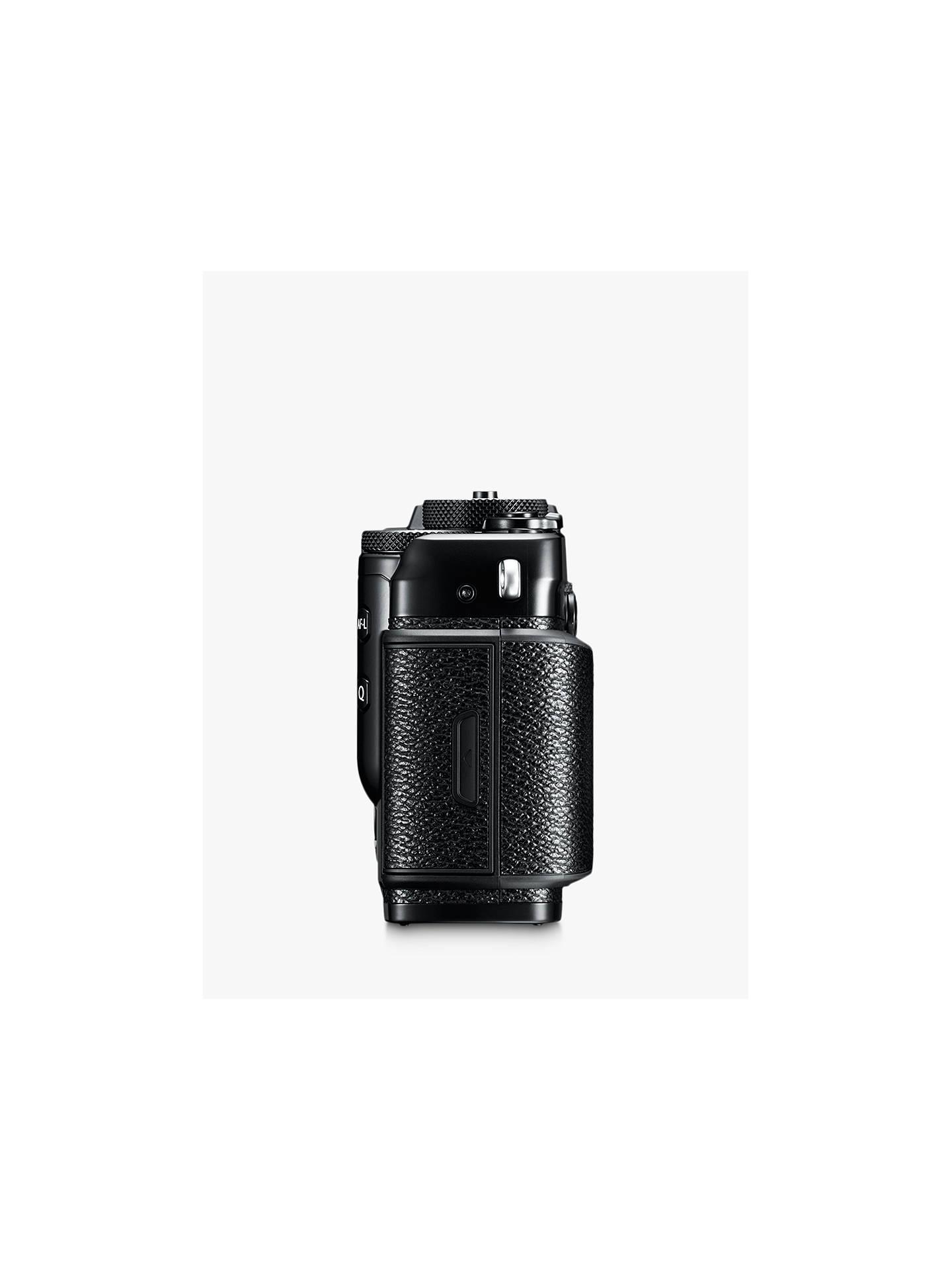 Fujifilm X-Pro 2 Compact System Camera, HD 1080p, 24 3MP, Wi-Fi, EVF, OVF, 3