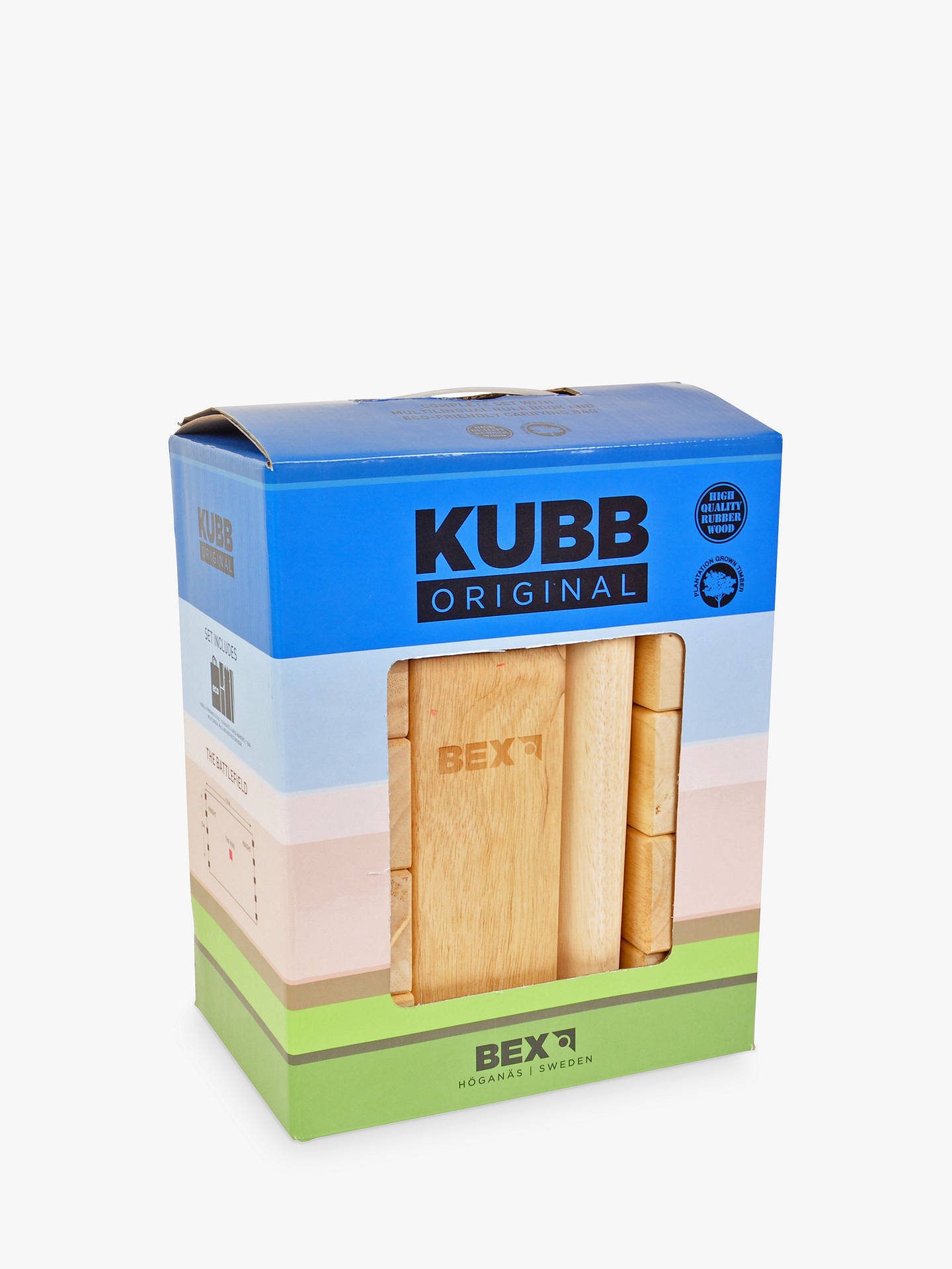 BuyBex Kubb Original Individual Game Online at johnlewis.com