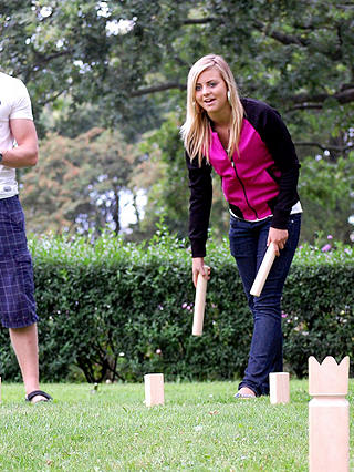Buy Bex Kubb Original Individual Game Online at johnlewis.com