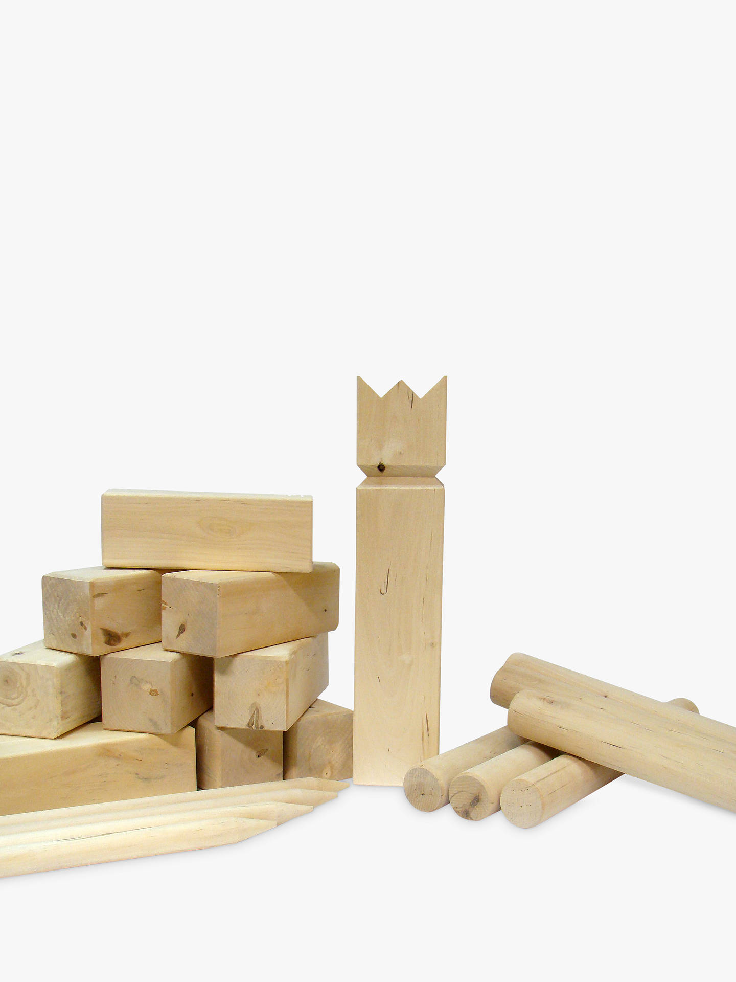Buy Bex Kubb Individual Game Online at johnlewis.com