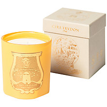 Buy Cire Trudon Cyrnos Scented Candle Online at johnlewis.com
