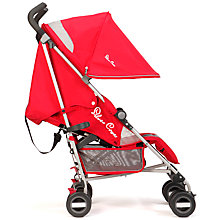 Buy Silver Cross Zest Stroller, Chilli Online at johnlewis.com