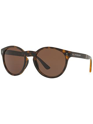 Burberry BE4221 Round Sunglasses