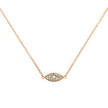 Buy Melissa Odabash Evil Eye Necklace Online at johnlewis.com