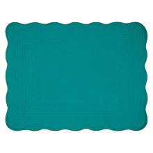 Buy John Lewis Maison Quilted Placemat, Thistle Online at johnlewis.com
