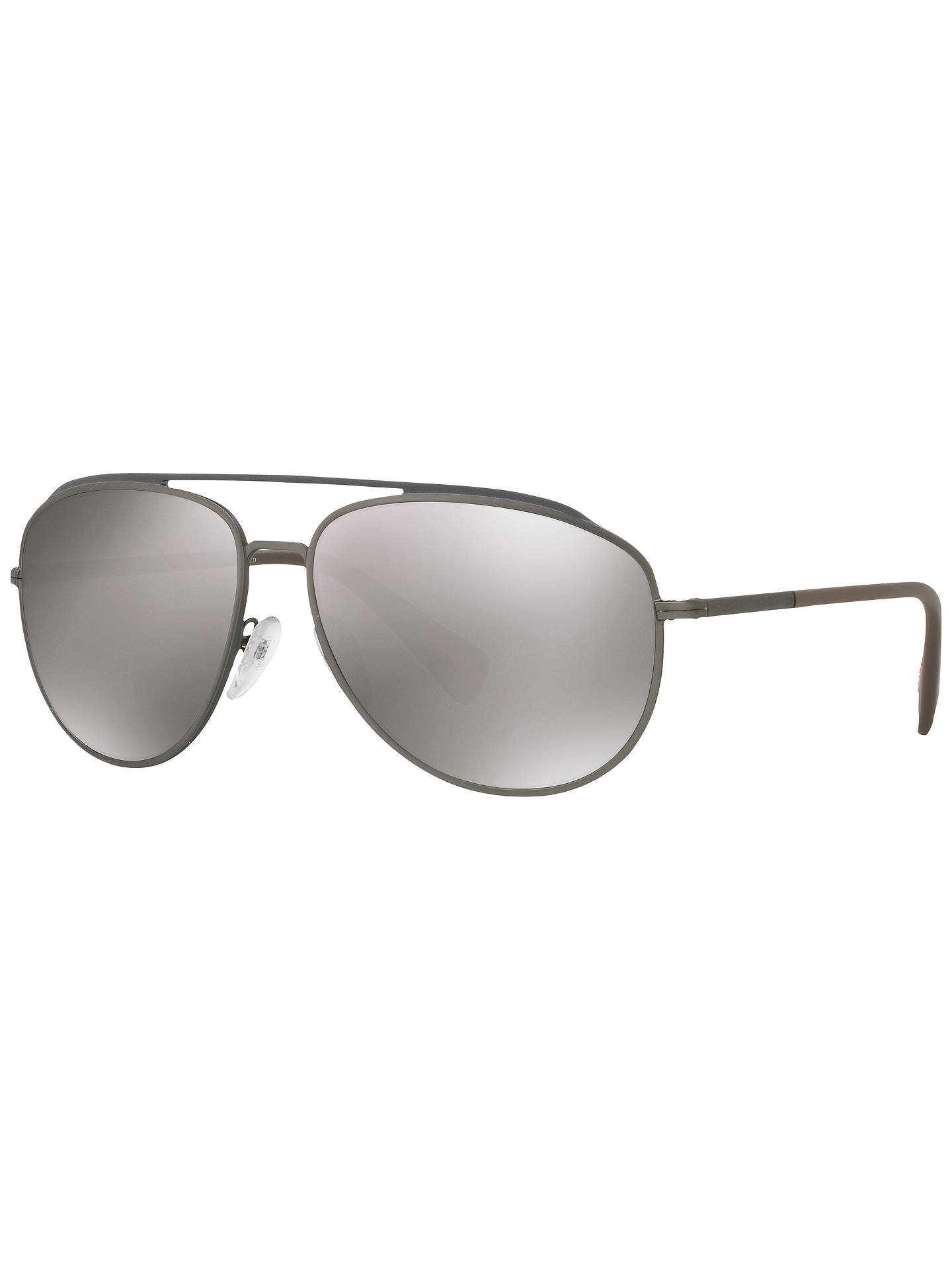 449ee12204 Buy Prada Linea Rossa PS 55RS Polarised Aviator Sunglasses