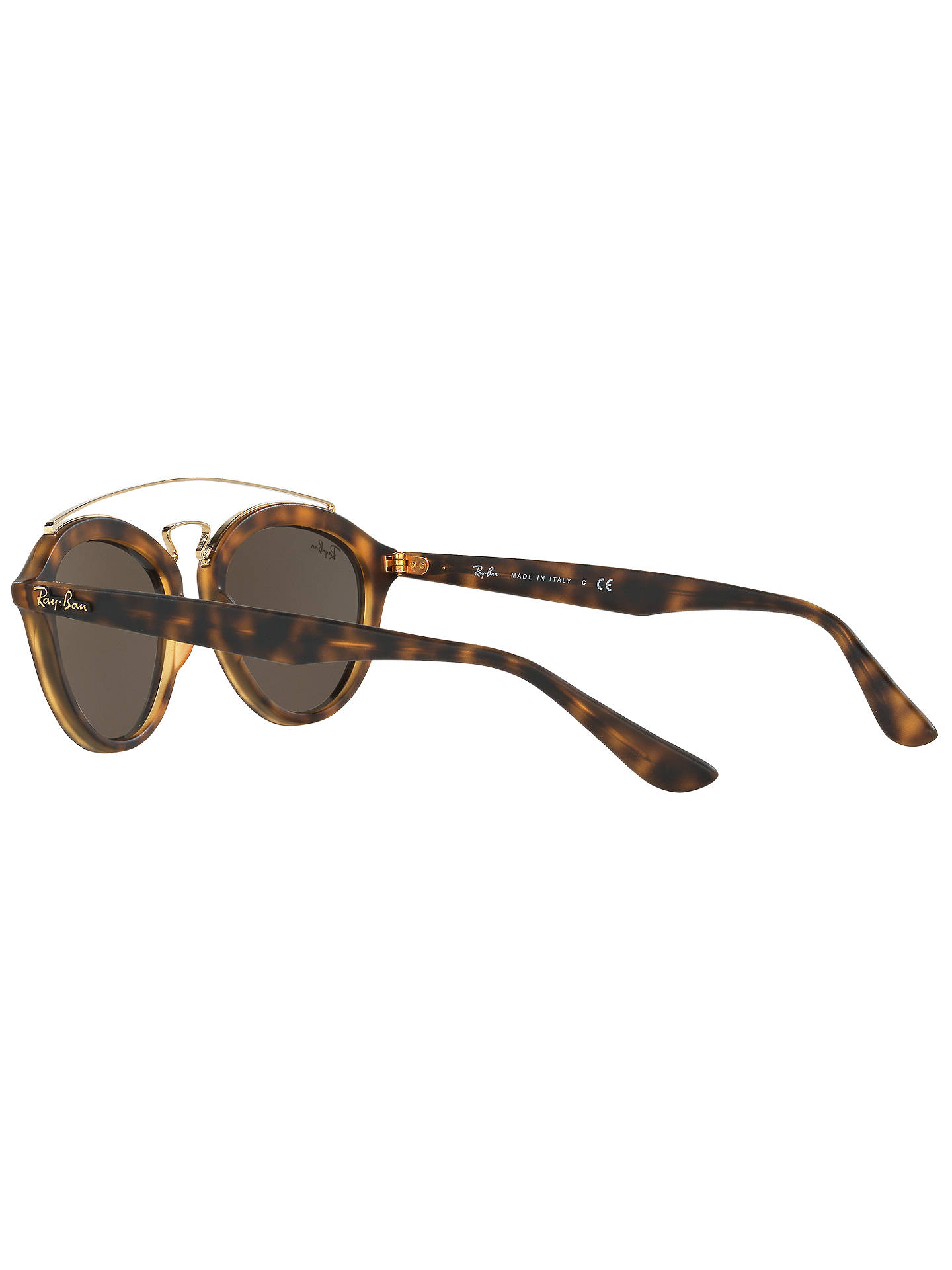 44c07512fc3 Ray-Ban RB4257 Oval Sunglasses at John Lewis   Partners