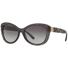 Buy Burberry BE4217 Gradient Cat's Eye Sunglasses Online at johnlewis.com