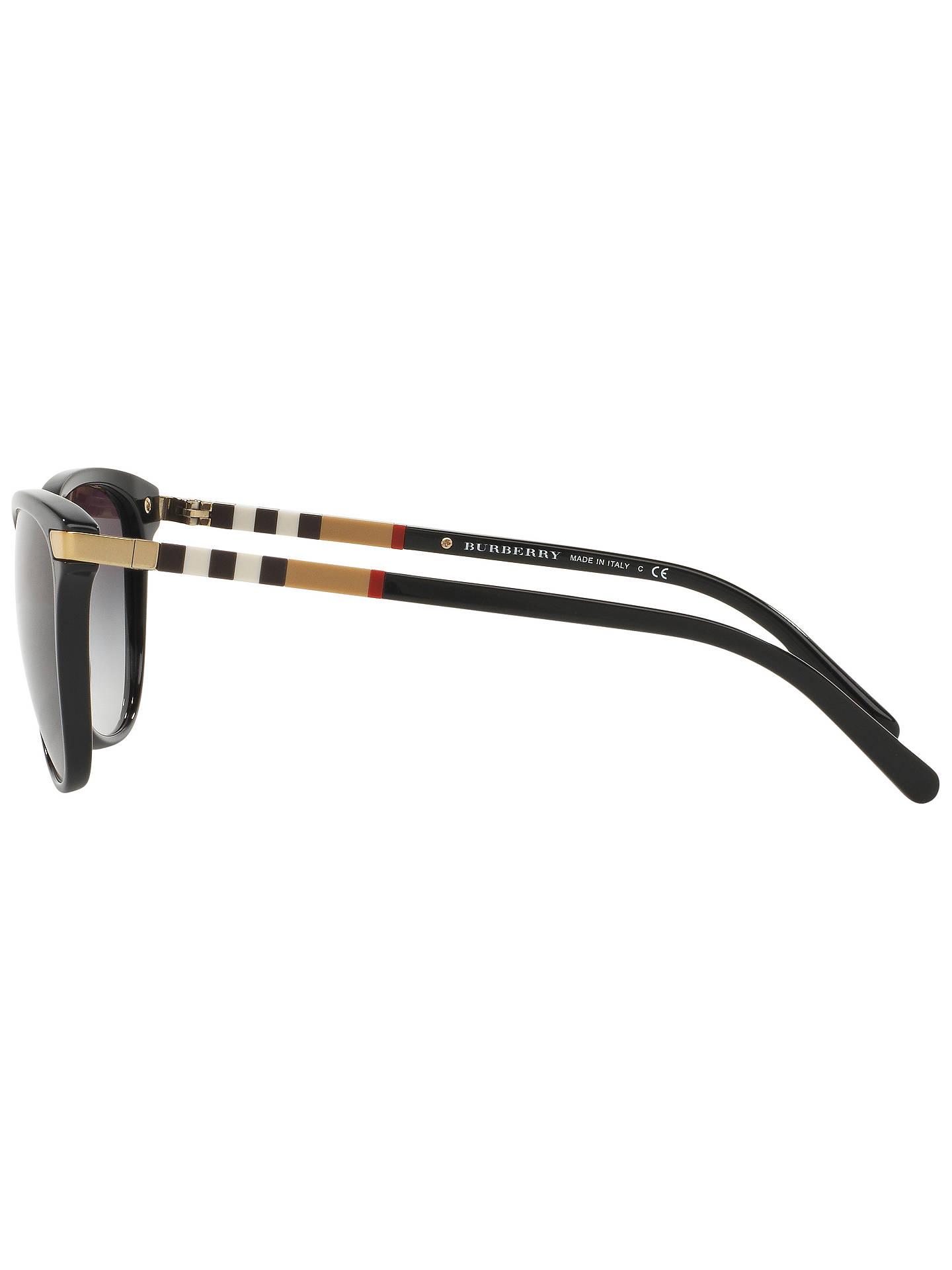 66255e2a9641 ... Buy Burberry BE4216 Cat s Eye Gradient Sunglasses