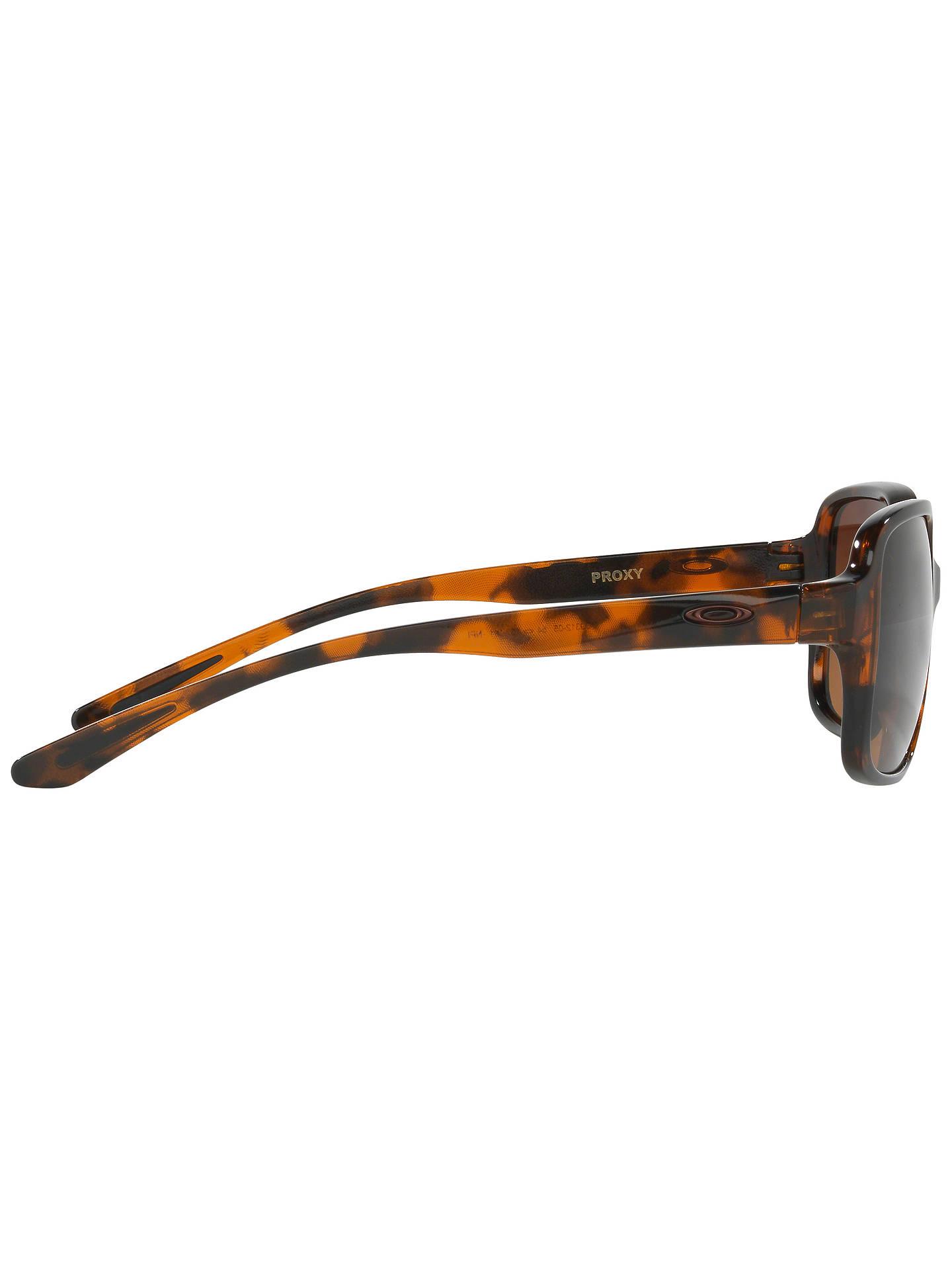 6dbf9673dd ... BuyOakley OO9312 Proxy Polarised Square Sunglasses