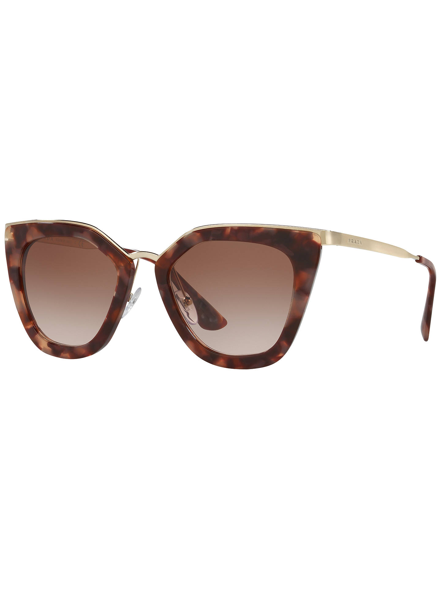2564992110 BuyPrada SPR53S Cat s Eye Sunglasses