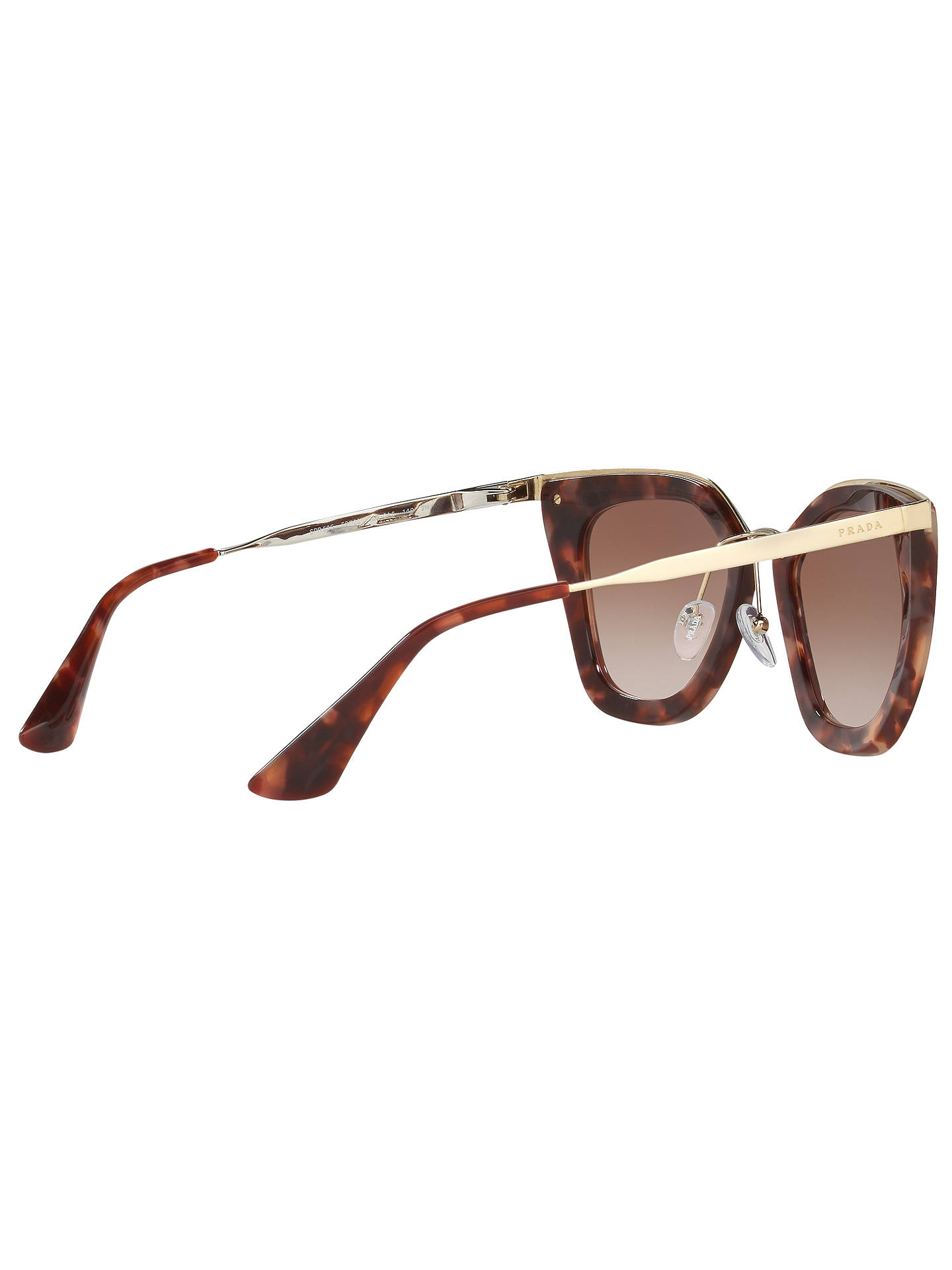 0e3a948658f ... Buy Prada SPR53S Cat s Eye Sunglasses
