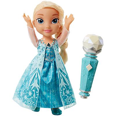 Disney Princess Frozen Sing-A-Long With Elsa Doll