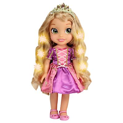 Disney Princess Rapunzel Hair Glow Doll