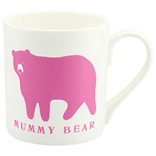Buy McLaggan Smith 'Mummy Bear' Mug Online at johnlewis.com