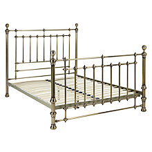 Buy John Lewis Lansbury Bed Frame, King Size Online at johnlewis.com