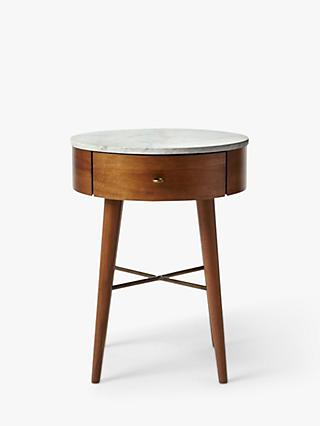 west elm Penelope Bedside Table, FSC Certified (Eucalyptus)