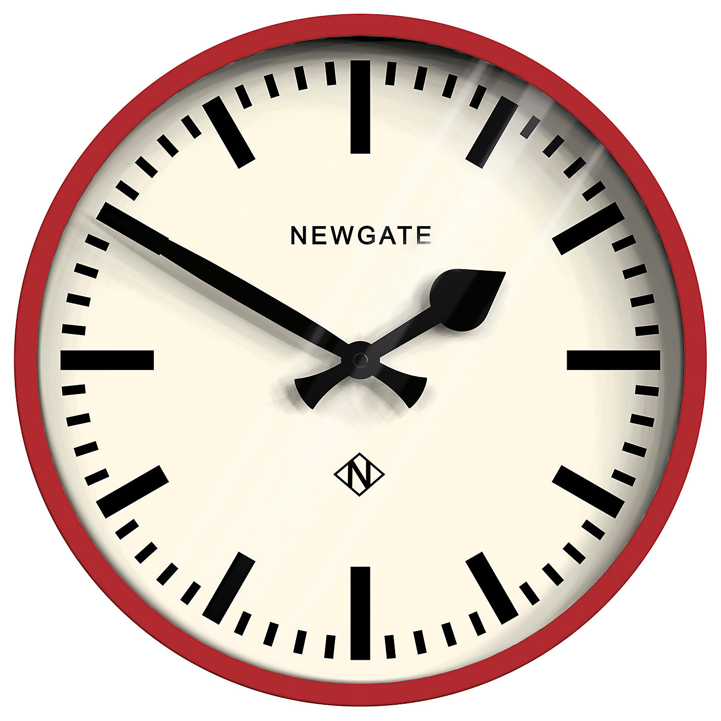 Buy Newgate The Luggage Clock Dia30cm Online At Johnlewis