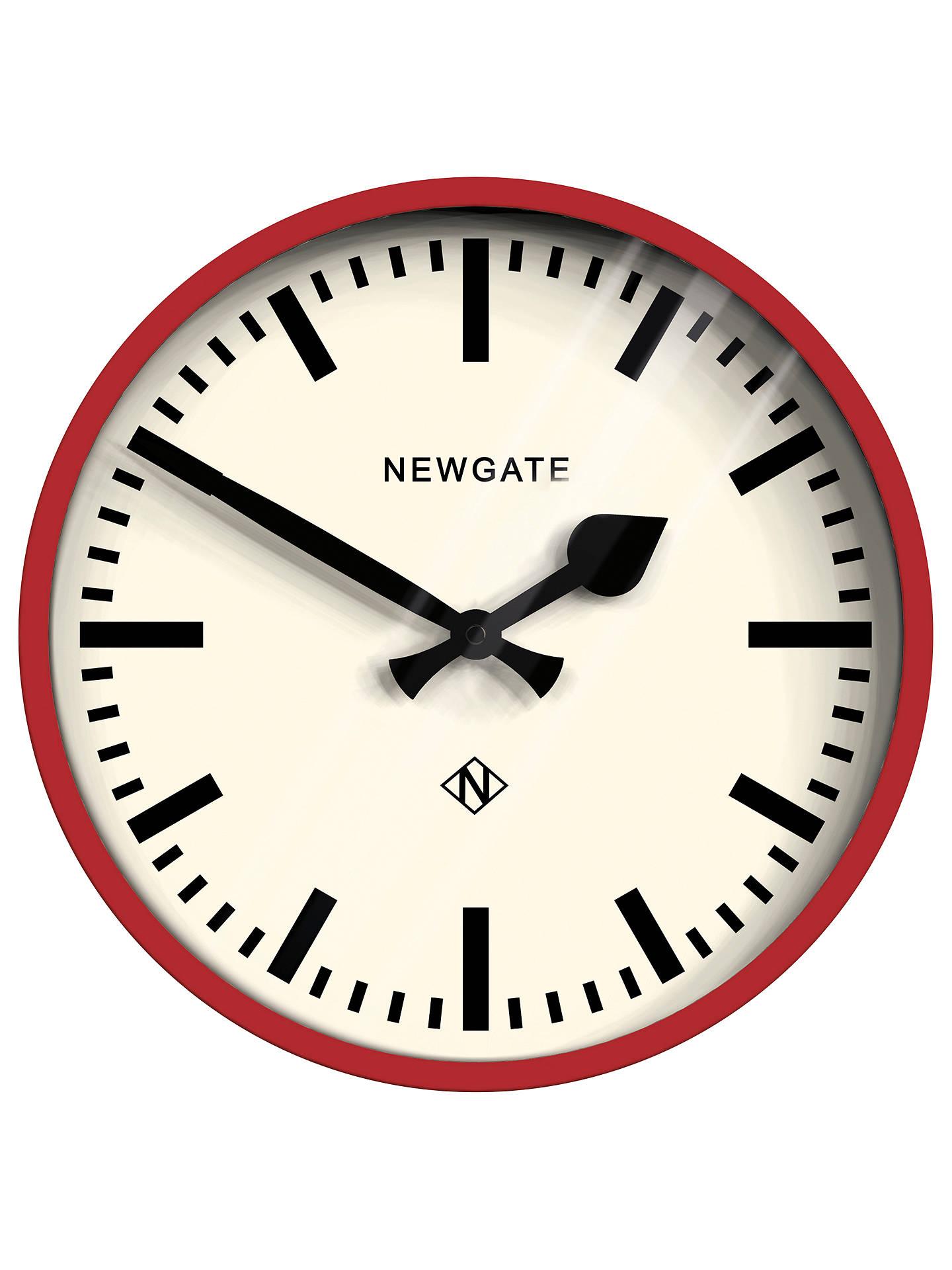 Newgate The Luggage Clock Dia30cm At John Lewis Partners