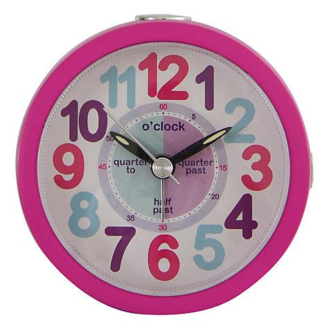 Buy London Clock Company Tell The Time Alarm Clock John