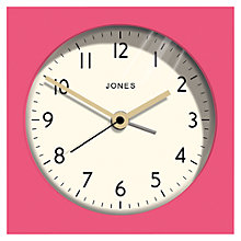 Buy Jones Zeus Alarm Clock Online at johnlewis.com