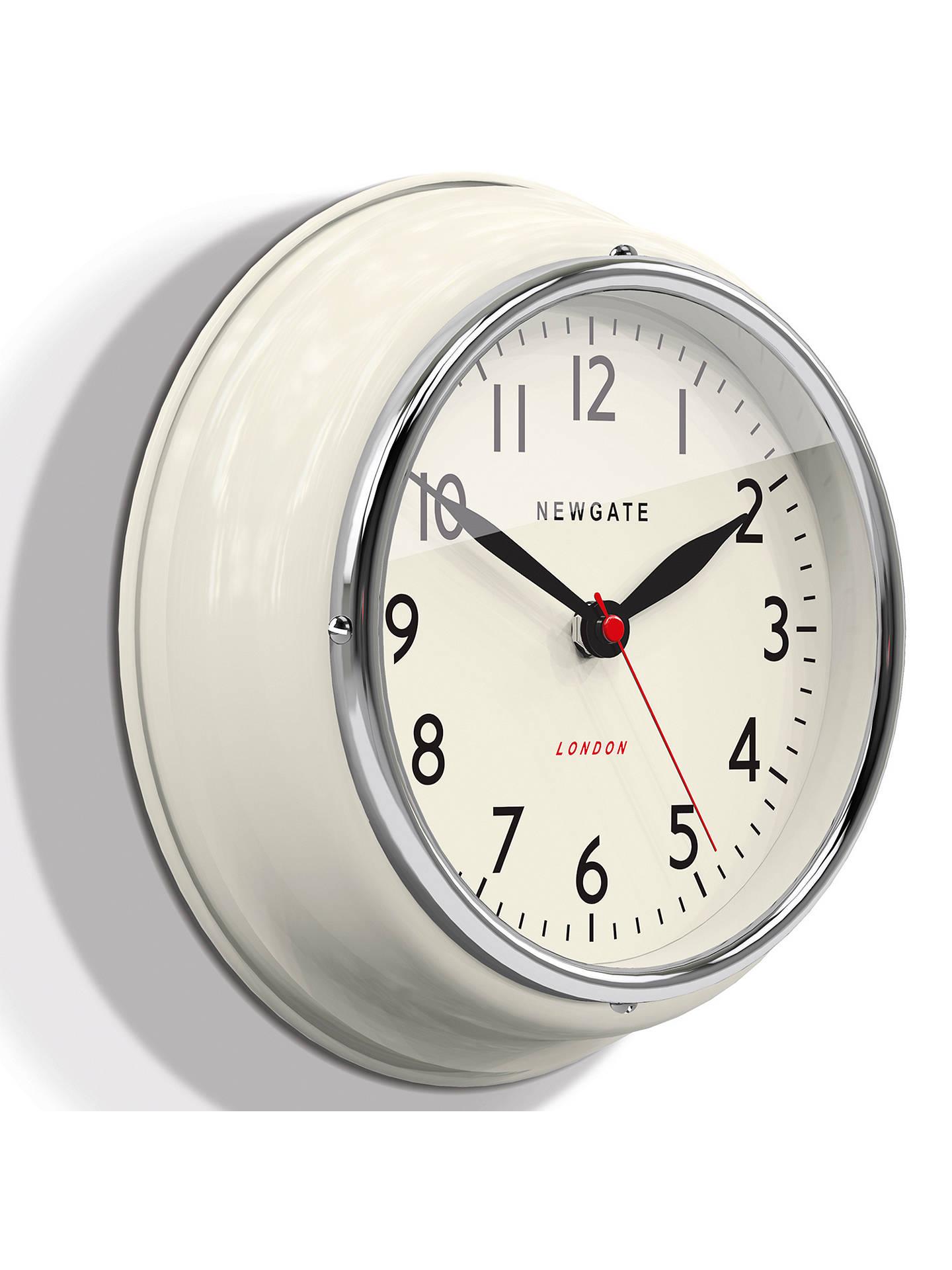 Newgate The Mini Cookhouse Clock Dia23cm At John Lewis Partners