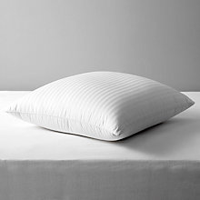 Buy John Lewis Luxury Hungarian Goose Down Square Pillow, Soft/Medium Online at johnlewis.com