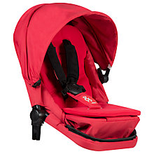 Buy Phil & Teds Voyager Pushchair Double Kit, Red Online at johnlewis.com